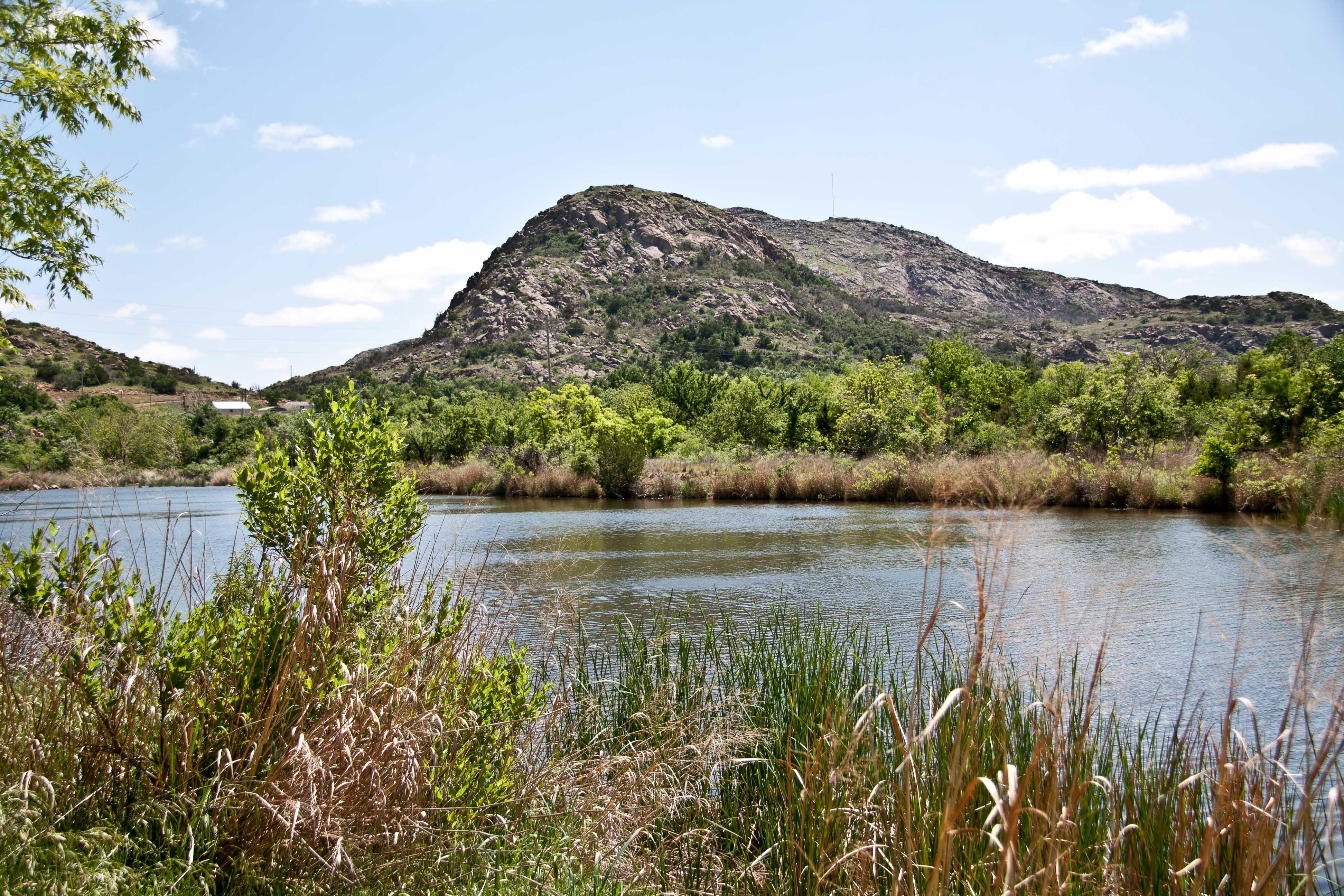 Quartz Mountain Nature Park